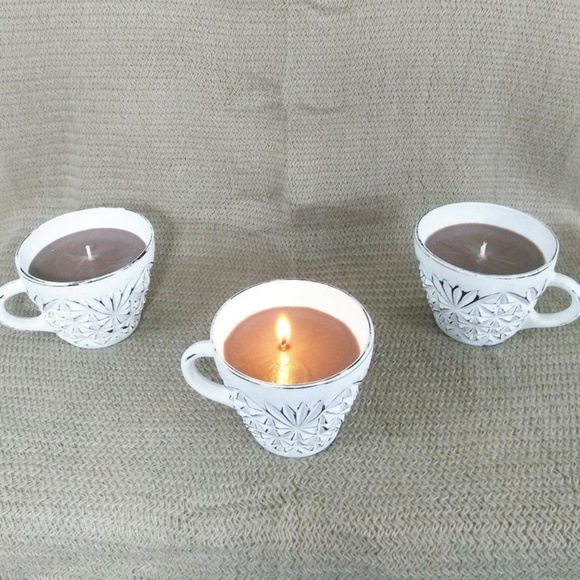 Strudel And Spice Soy Teacup Candle